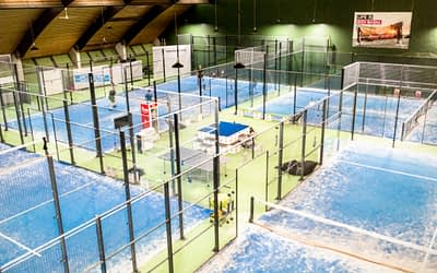 Padel Courts in Deutschland: Die Vorzeigeprojekte